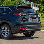 Mazda CX9 Hitch Application - Southside Hitch