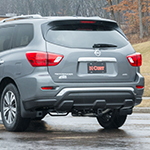 Nissan Pathfinder Hitch Application - Southside Hitch