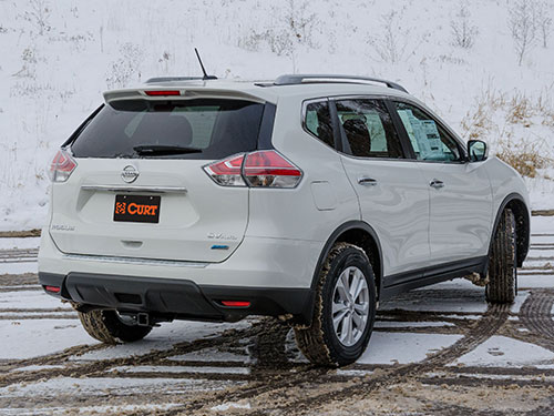 Nissan Rogue Hitch Application - Southside Hitch
